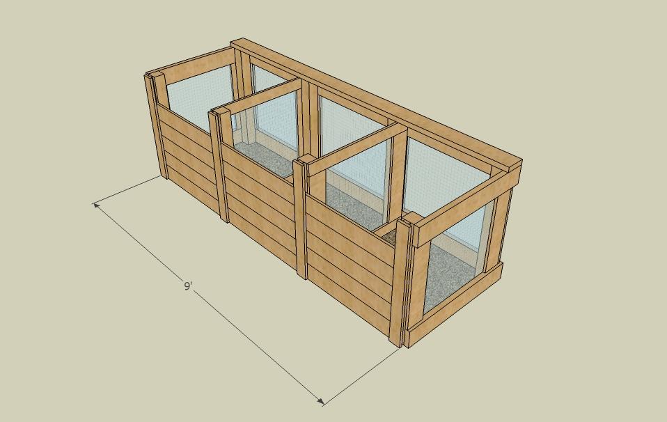 Designing A Compost Bin