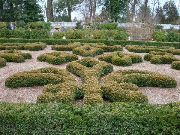 Upper Garden at Mount Vernon
